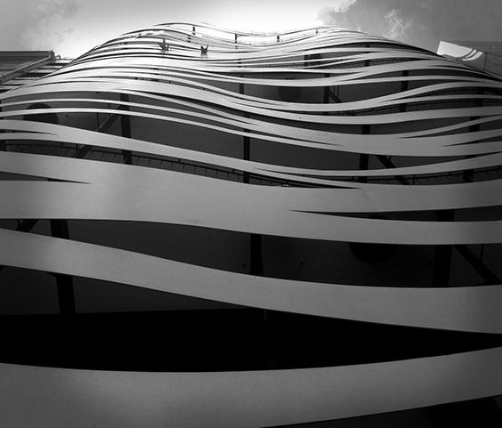 Suites Vacenue Aparthoel building in Barcelona